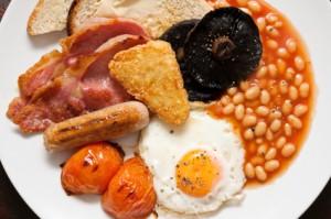 Breakfast, Lunch, Dinner….die britischen Mahlzeiten