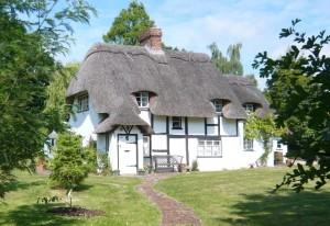 Das englische Ferienhaus – ein Cottage