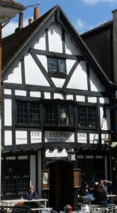 Das Geisterpub in Winchester – The Eclipse Inn