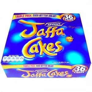 Jaffa Cake – Keks oder Kuchen?