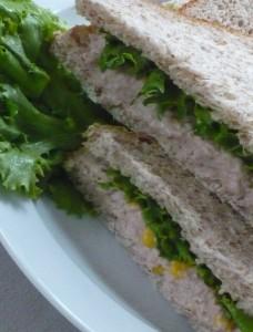 Das Thunfisch Sandwich (Tuna Sandwich)
