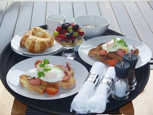 Continental Breakfast oder Full English Breakfast?