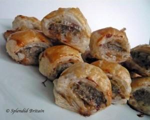 Beliebt bei Alt und Jung – Sausage Rolls