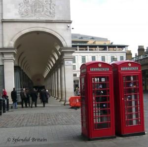 London – ein paar Eindrücke…