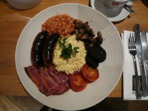 Full English Breakfast – wirklich der perfekte Start für den Tag?