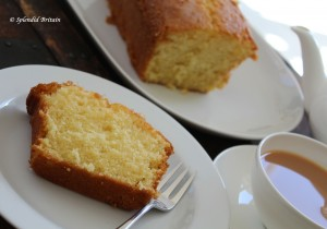 Lemon Drizzle Cake – another teatime cake!