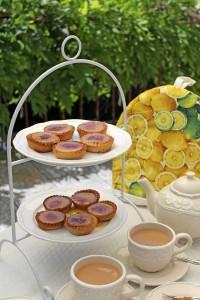 Erfrischend lecker – Lemon-Curd-Tartlets