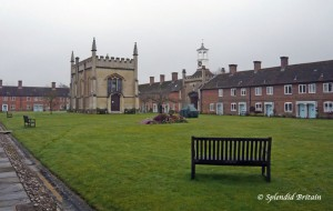 Altersversorgung im 17.Jhr. – The Duchess of Somerset Hospital