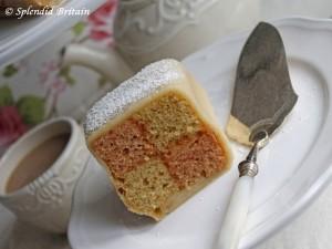 Rezept Battenberg Cake