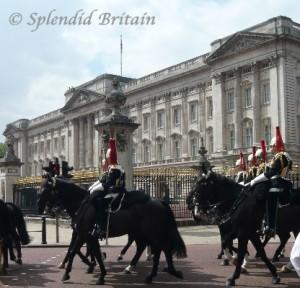 Stellenangebote im englischen Königshaus