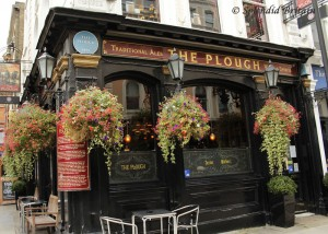 "Englisches Pub ""The Plough"""
