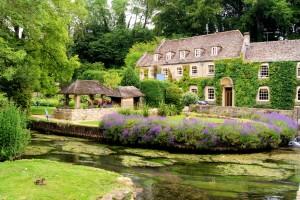 Urlaub im englischen Cottage mit zauberhaftem Garten