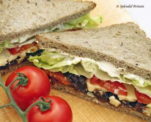 Ploughman's Sandwich – der Snack für Zwischendurch