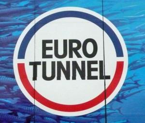 Verspätungen durch Proteste vor dem Eurotunnel