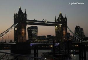 Schön und mächtig – Die Tower Bridge