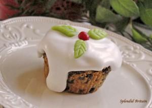 Englische Tradition in der Miniausführung – der Christmas Cake