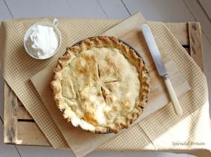Gut gegen Kälte – ein warmer Apple Pie
