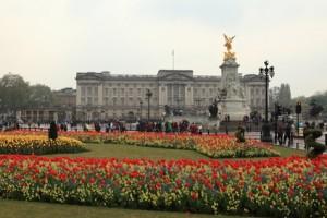 Wo die Queen zu Hause ist – Buckingham Palace