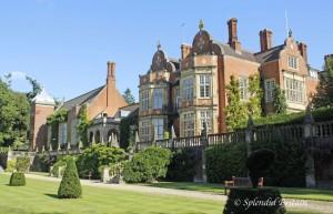 Tylney Hall Hotel, Hampshire, Südengland