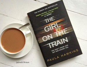 The Girl on the train / Paula Hawkins – Buch Tipp