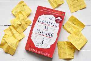 Elizabeth is missing / Emma Healey