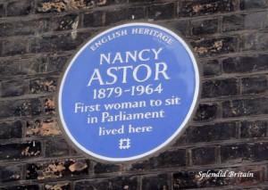Blue Plaque – eine öffentliche Gedenktafel für Berühmtheiten